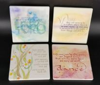 Coaster Set (shipping included)