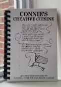 Connie's Creative Cuisine Cookbook (shipping included)